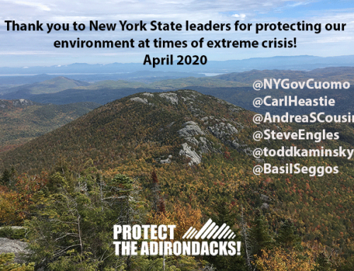 State budget addresses some environmental needs and challenges, while New York defers action on other Adirondacks priorities