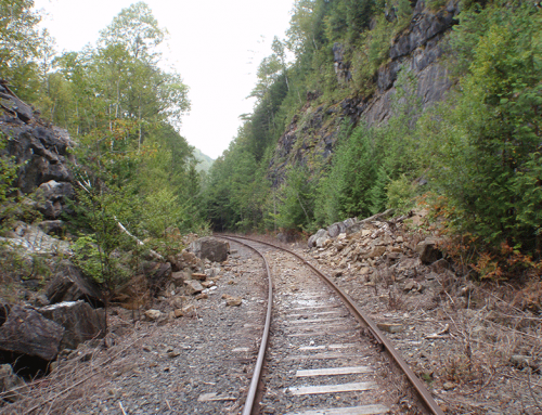 New developments on the fates of defunct rail lines in the central Adirondacks; PROTECT calls for abandonment of these railroads