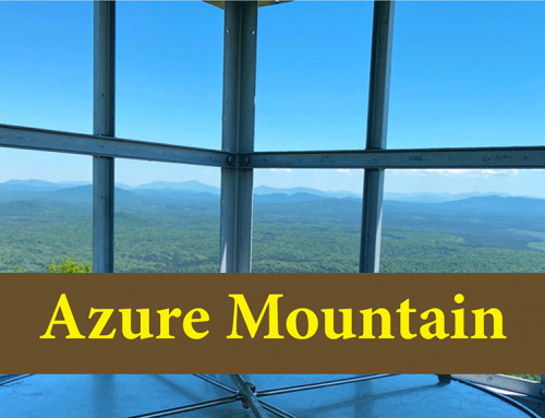 Hike Azure Mountain