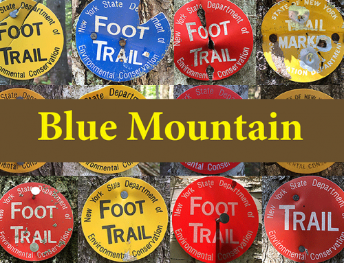 Hike Blue Mountain