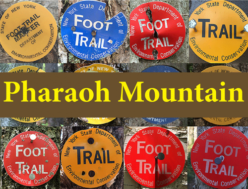 Hike Pharaoh Mountain