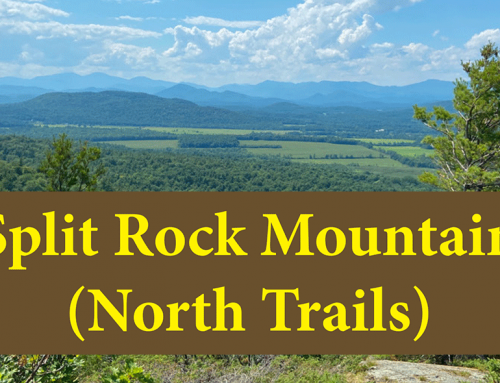 Hike Split Rock Mountain (North Trails)