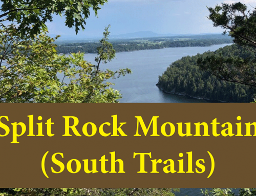 Hike Split Rock Mountain (South Trails)