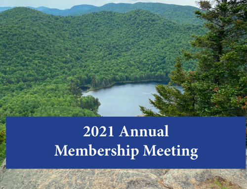 Virtual Annual Meeting via ZOOM on July 17, 2021