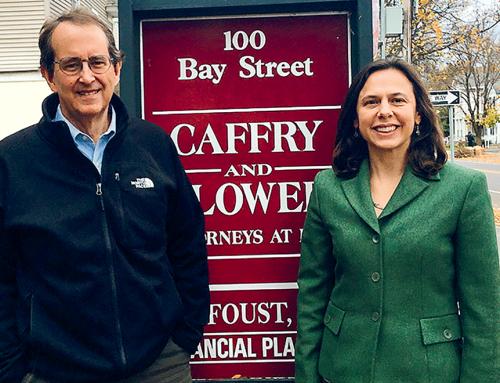 PROTECT honors John Caffry and Claudia Braymer with the Howard Zahniser Adirondack Award 2021