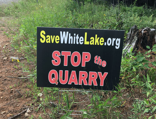 Save White Lake: Submit Your Public Comment to the APA Today!